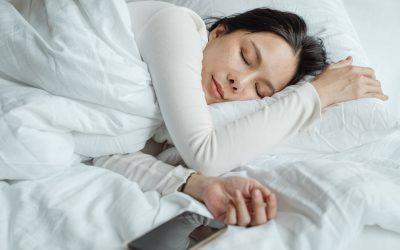 Apart slapen zorgt voor een goede nachtrust