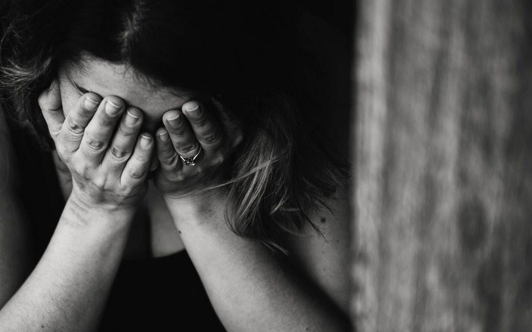 Signalen van een depressie