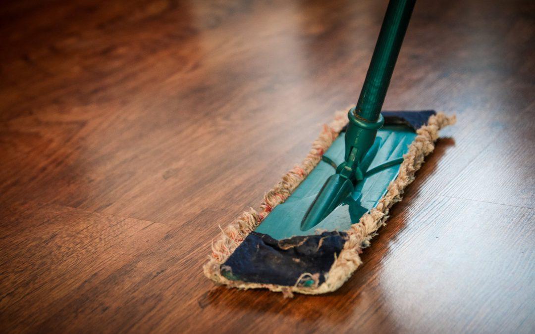 Huishoudelijke zorg krijgen als oudere