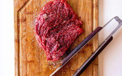 Voordelen van vlees eten