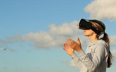 Zo kunnen zorg patiënten ontspannen door middel van Virtual Reality