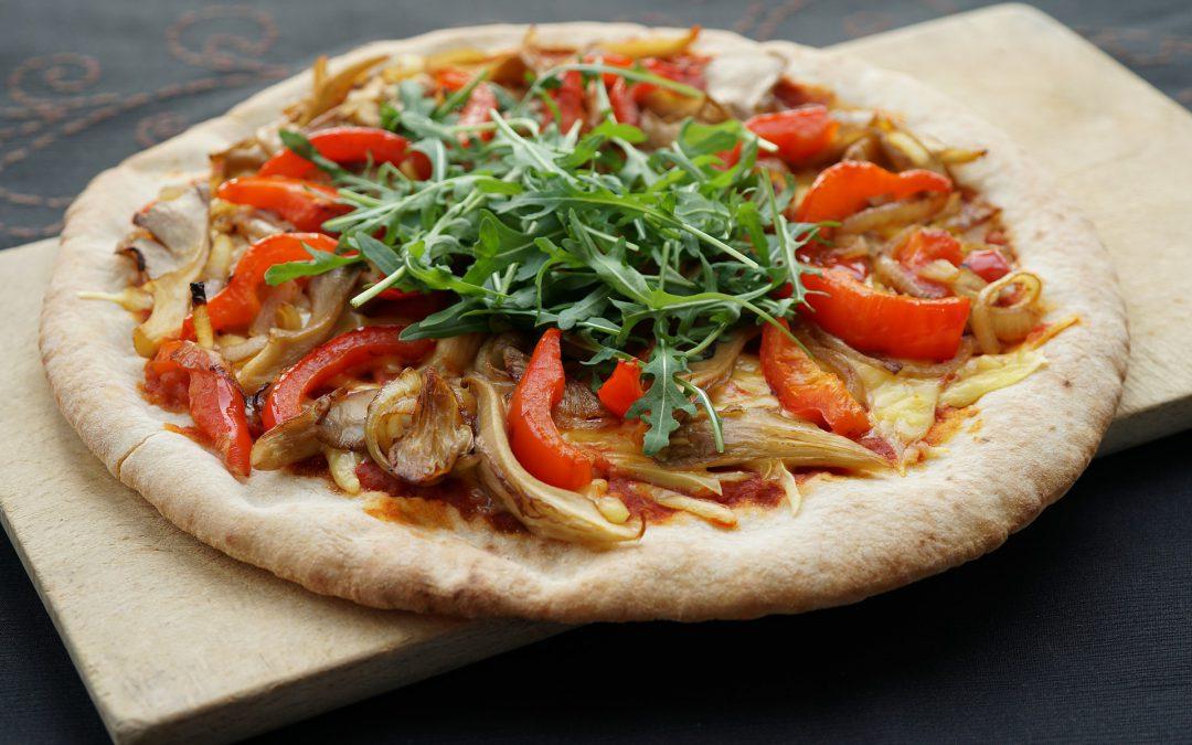Tips voor een veganistische pizza